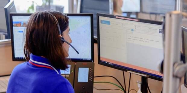 Счет на секунды: более 2,7 миллиона вызовов приняли операторы столичной системы 112 в этом году
