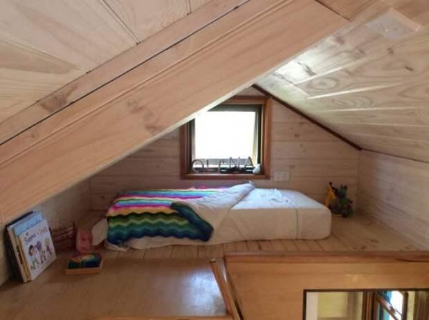 детская спальня: Дом на колесах