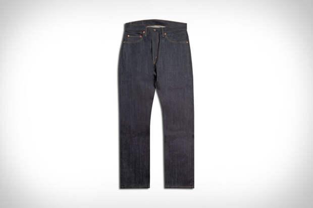 Levi's Vintage 1967 505 Rigid Jeans