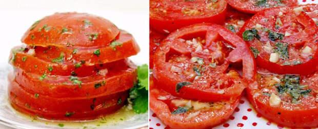 Супервкусные помидоры по-итальянски