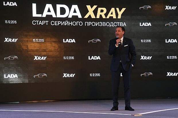 Lada XRAY пошел в серию
