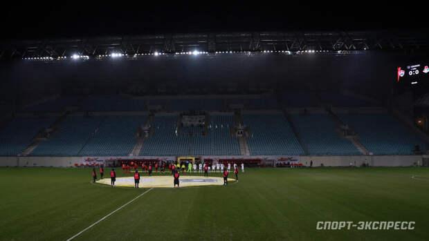«Локомотив» может принять «Динамо» вХимках