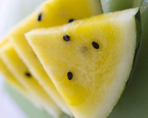 Необычные гибриды и сорта овощей и фруктов