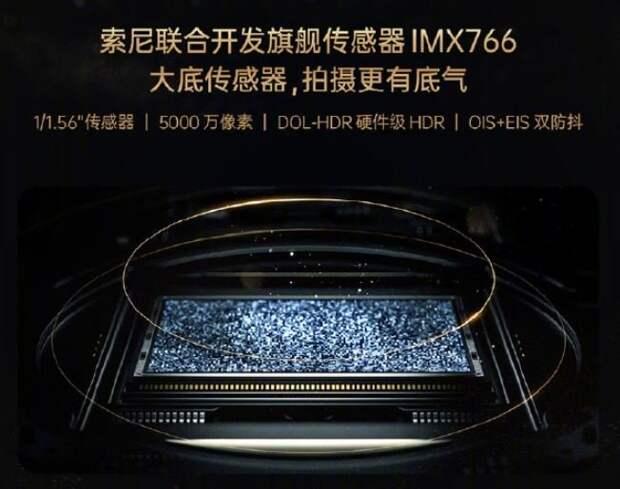 Oppo Reno5 Pro+ первым в мире получил 50-мегапиксельную камеру Sony IMX766