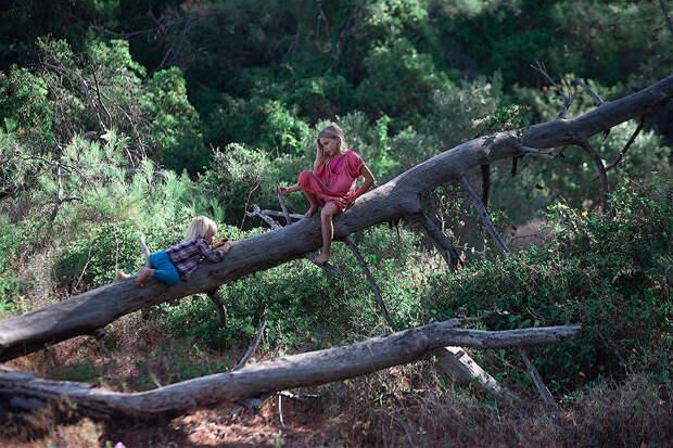 Путешествия с детьми. Турция дикарем