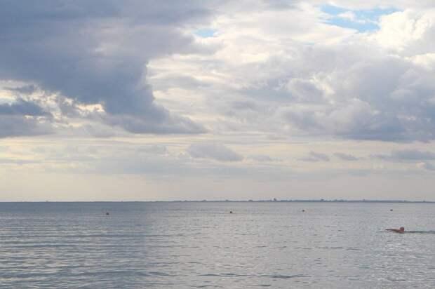 Погода в Крыму на 23 сентября: норд-вест и тепло до +17