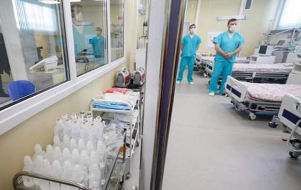 Московские врачи вылечили ещё 1654 больных COVID-19