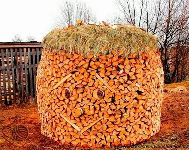 """""""Во дворе дрова..."""" (подборка)"""