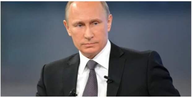 Мой единственный вопрос В.В. Путину - незаданный...