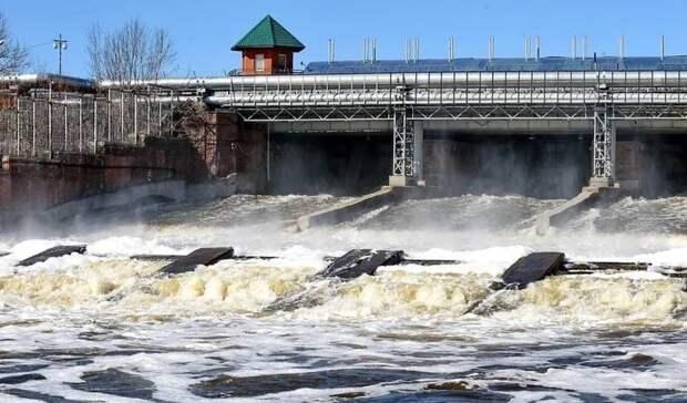 В Паломе и Глазове отмечается тревожный рост уровня воды в Чепце