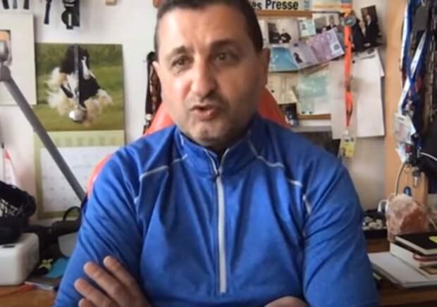 Сосновский с помощью Пастернака и Мюллера ответил на неожиданный визит полиции