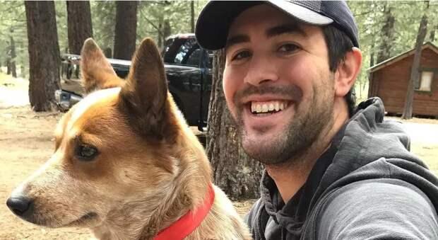 Пёс из приюта, который спас врача от депрессии