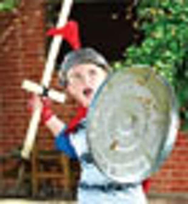 Скорая помощь для рыцарей