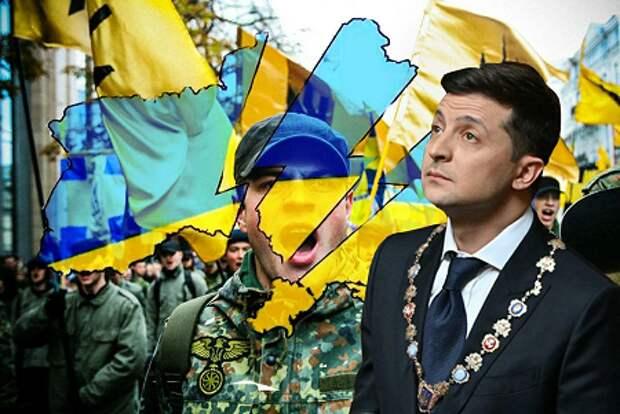 Кто на Украине дал приказ бомбить центр Луганска