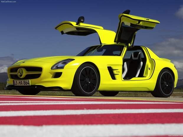 Самые быстрые электромобили и суперкары в 2015 году авто, скорость, суперкар, электомобиль