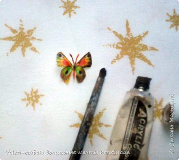 Восхитительные объемные бабочки за полчаса!