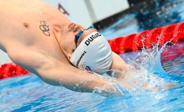 Россияне вышли в финал смешанной эстафеты 4×100 метров комплексным плаванием на ОИ