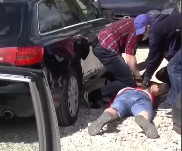 ФСБ сообщила о попытке СБУ похитить одного лиз лидеров ополчения Донбасса