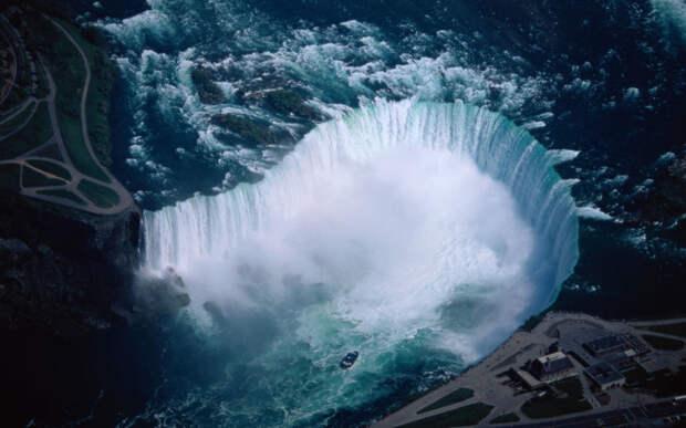 Ниагарские водопады