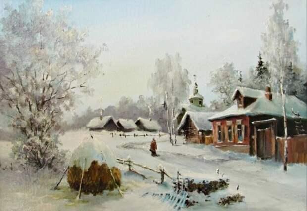 художник Владимир Краевский картины – 34