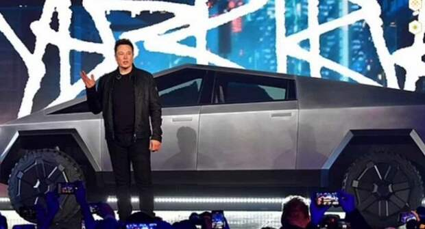 Tesla отложила запуск пикапа Cybertruck