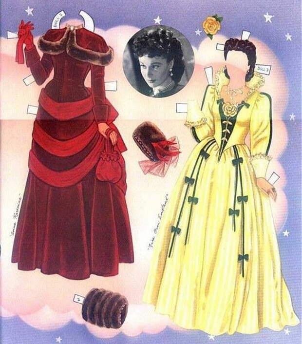 платья из фильмов