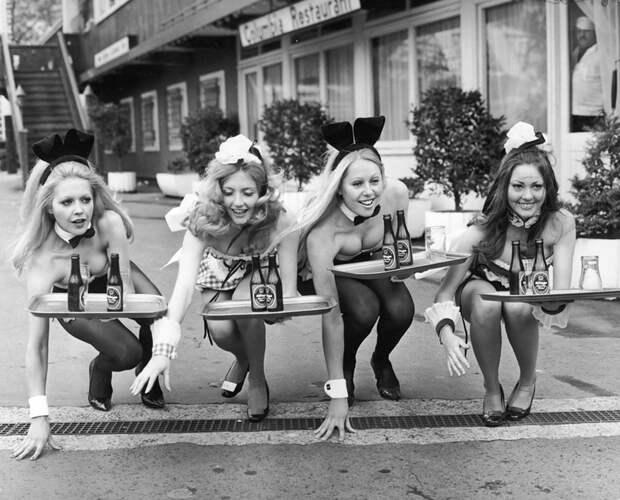 Прелестные девушки в романтичные 60-ые.