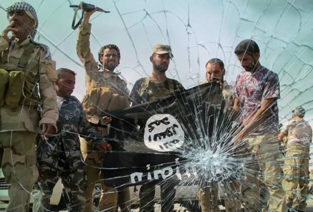Сирийские террористы в Москве