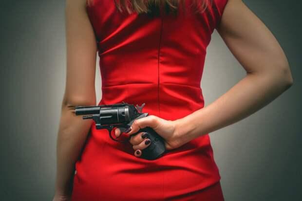 Женская жестокость