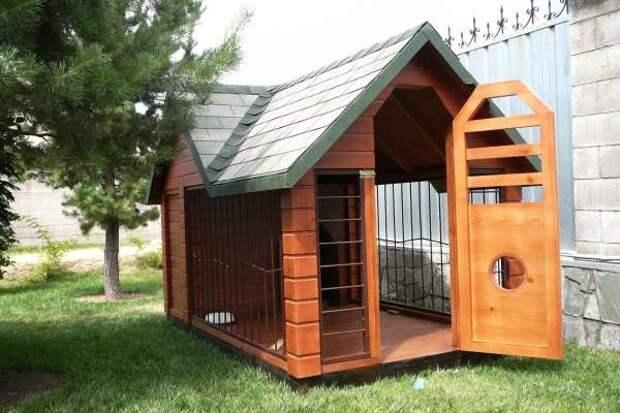 Красивая собачья будка - 2
