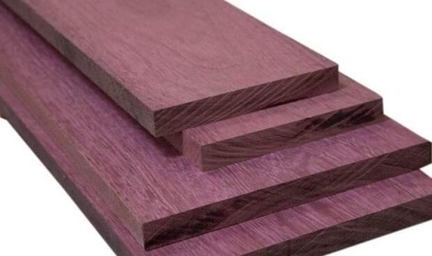 10 самых дорогих пород древесины в мире, которые превышают стоимость золота