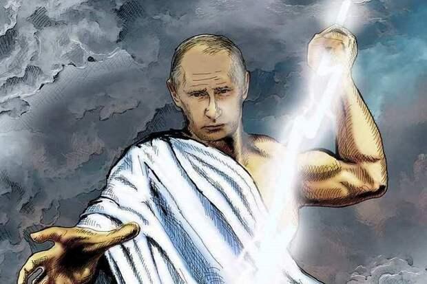Украинские канадцы желали бы видеть Путина президентом США