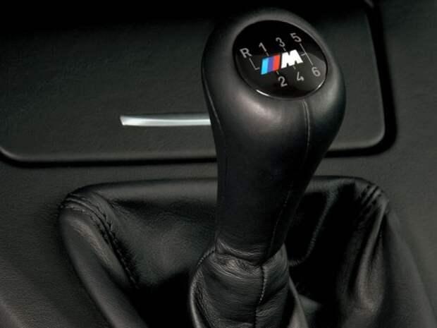 Механическая коробка передач BMW M