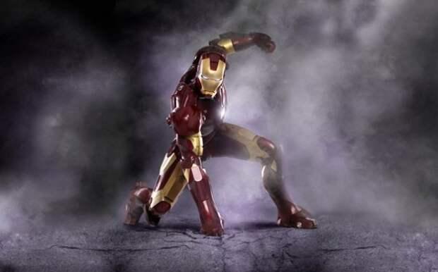 S.T. Dupont выпустил ручку в честь Железного человека Tony Stark  / Iron Man
