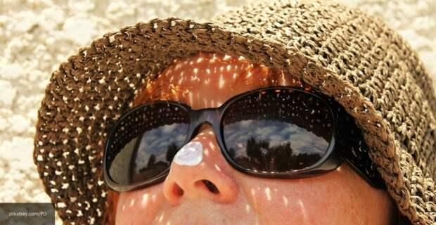 Врач рассказал, как избежать солнечного удара во время аномальной жары