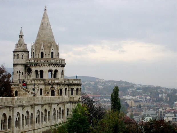 Будапешт отдых в октябре