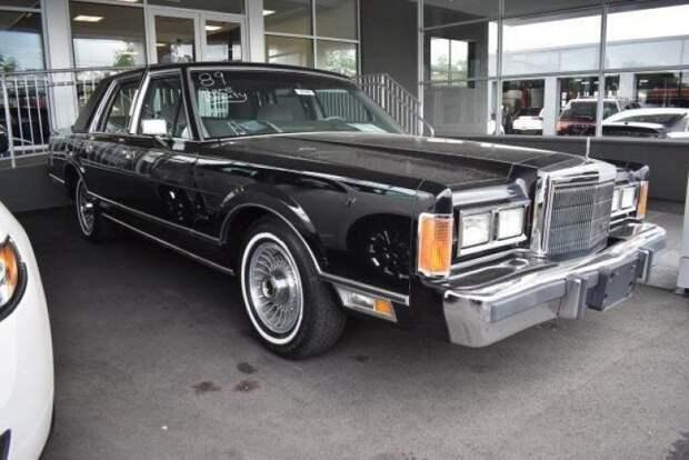 Lincoln Town Car Queen, Фредди Меркьюри, авто, автомобили, знаменитость, певец, факты