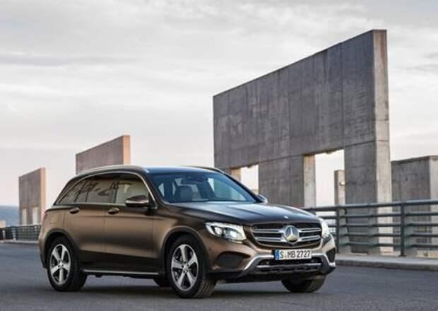 Риск малой кровью: Mercedes-Benz GLC «потеряет голову»
