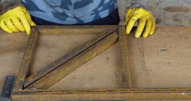 Стул-стремянка своими руками: пошаговый процесс изготовления