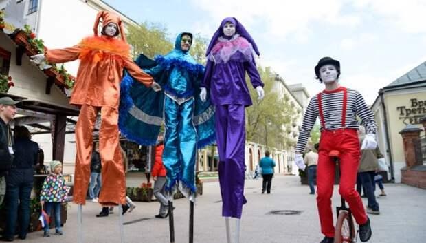 Лучшие события фестиваля «Московская весна»