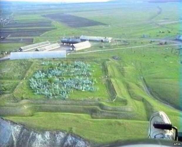 Русские крепости времен освоения Cибири