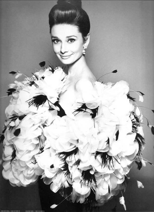 Актрисы и Цветы.