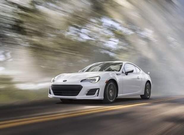 Тропой Тойоты: Subaru обновила купе BRZ