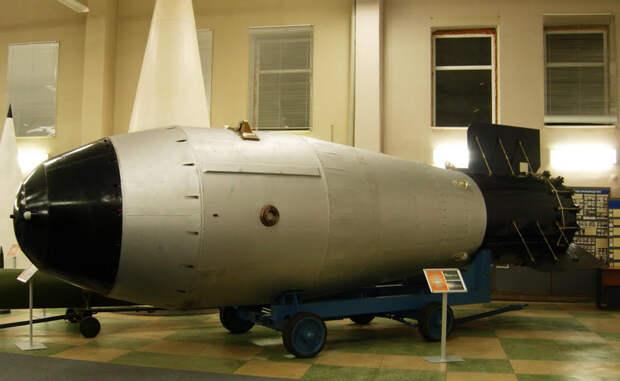 Как устроена водородная бомба