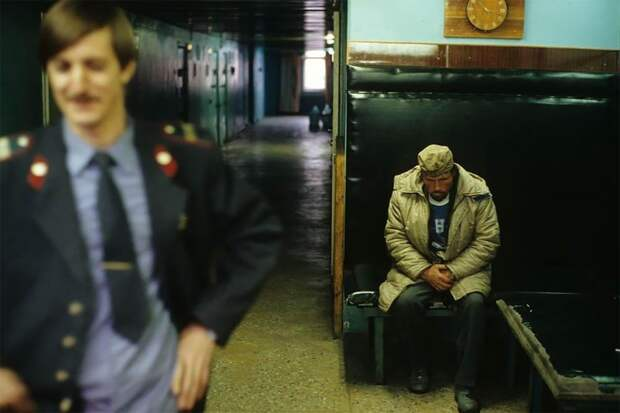 Норильск, вытрезвитель, 1993 г. 90-е годы, 90-е годы. жизнь, СССР, жизнь в 90-е, ностальгия, старые снимки, фотографии россии, фоторепортаж