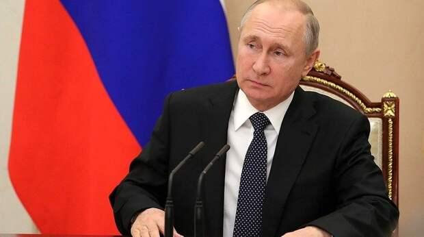 Путин отрицает, что ему принадлежит дворец в Геленджике