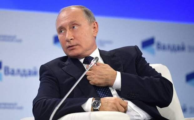 Скрытые посылы Западу и Украине в статье Путина