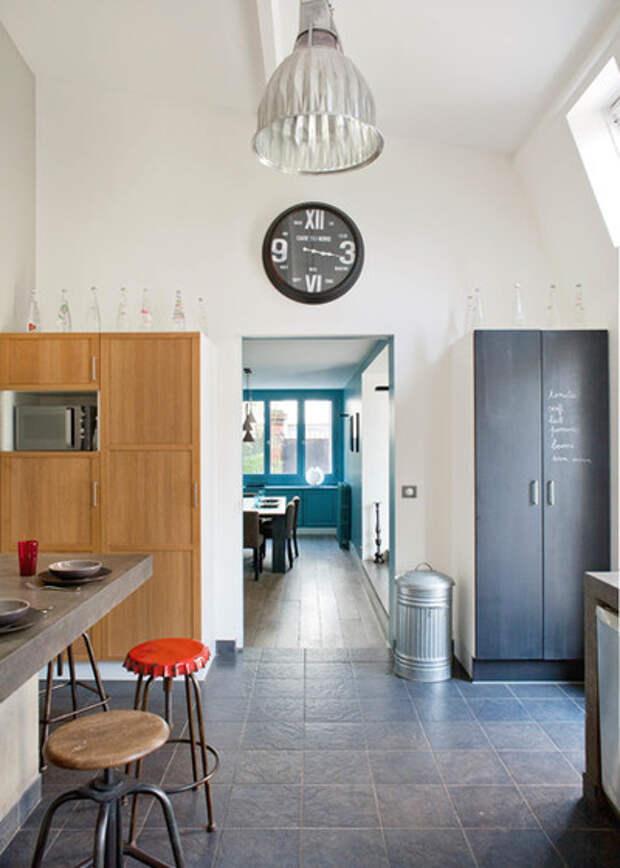 Современный Кухня by Olivier Chabaud Architecte