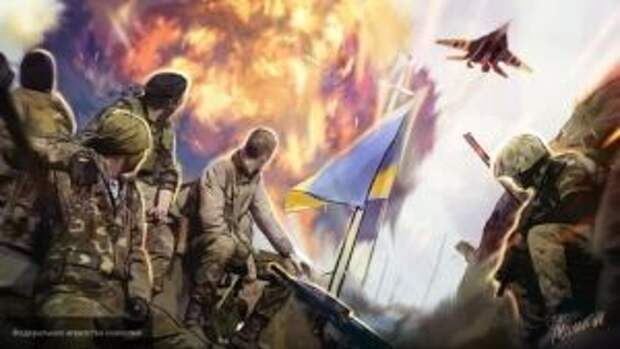 Пиар на крови и надеждах Донбасса: Западу мир на Украине не нужен