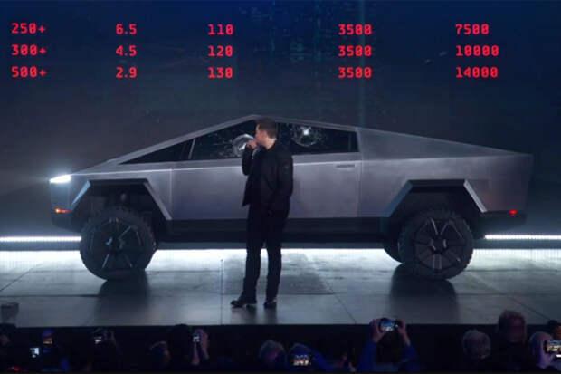 В июне Tesla может запустить в производство свой новый пикап